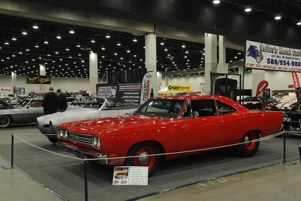 2016 Detroit Autorama Vehicles (379)