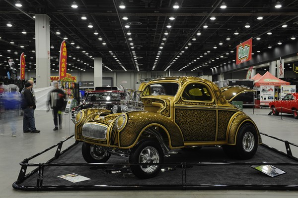 2016 Detroit Autorama Vehicles (384)