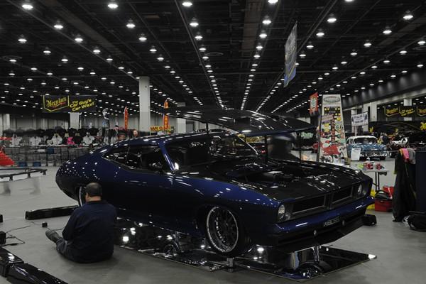 2016 Detroit Autorama Vehicles (386)