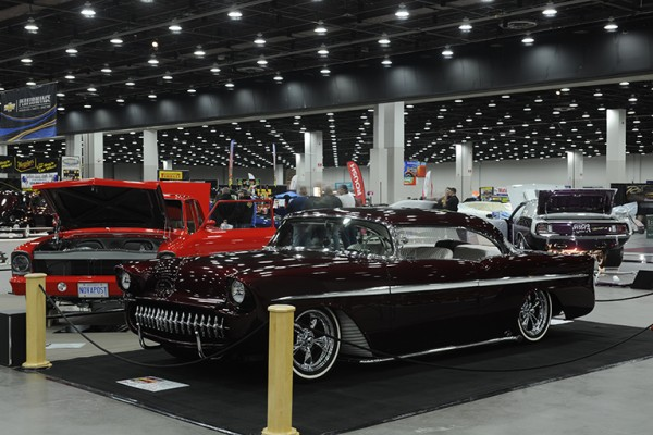 2016 Detroit Autorama Vehicles (396)
