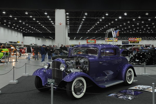 2016 Detroit Autorama Vehicles (397)