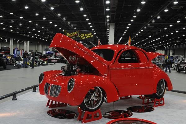 2016 Detroit Autorama Vehicles (403)