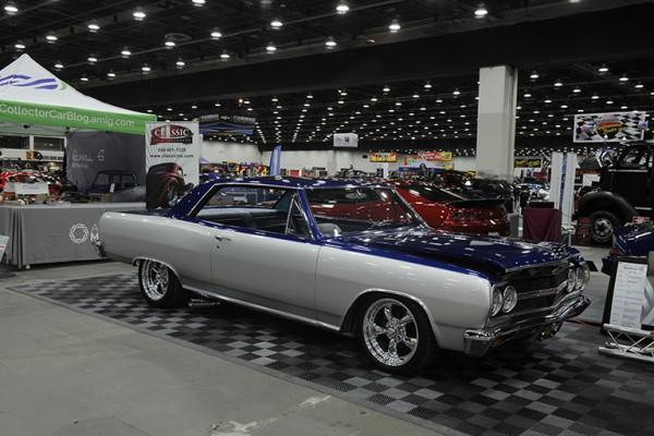 2016 Detroit Autorama Vehicles (410)