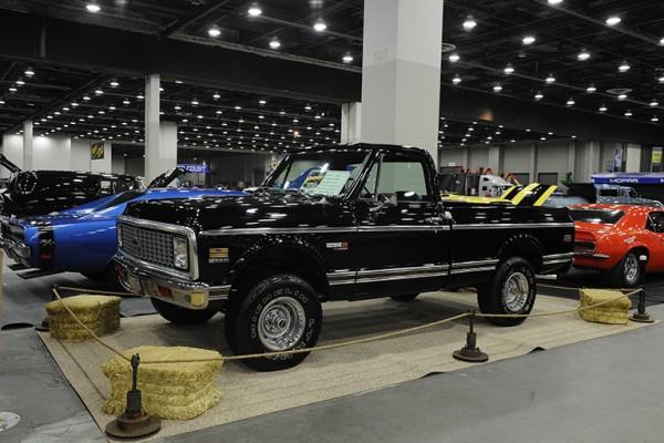2016 Detroit Autorama Vehicles (413)