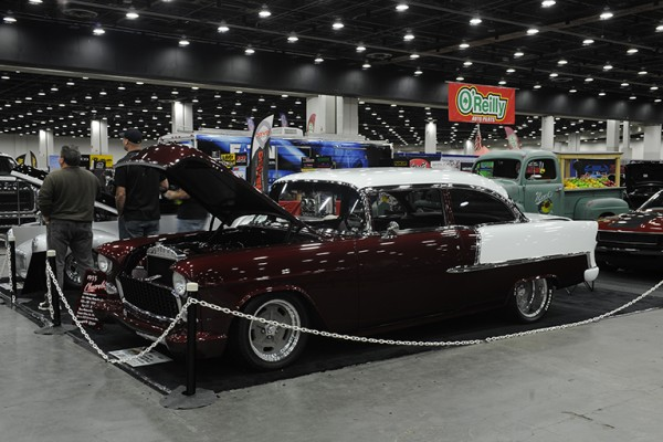 2016 Detroit Autorama Vehicles (416)