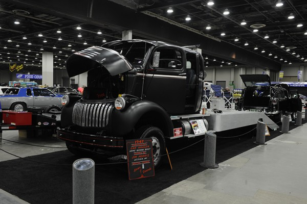 2016 Detroit Autorama Vehicles (421)