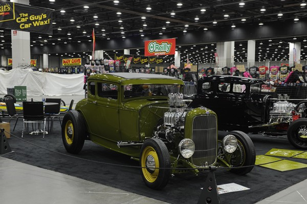 2016 Detroit Autorama Vehicles (427)