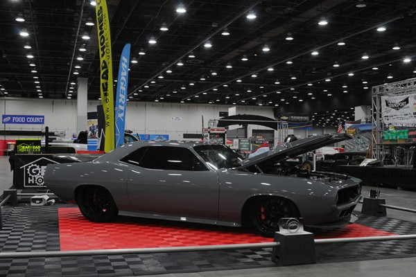 2016 Detroit Autorama Vehicles (436)
