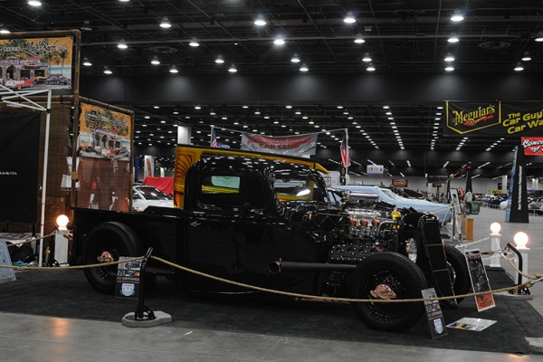 2016 Detroit Autorama Vehicles (438)