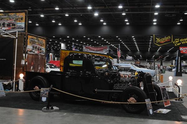 2016 Detroit Autorama Vehicles (438)