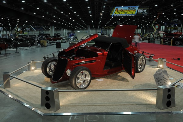 2016 Detroit Autorama Vehicles (486)