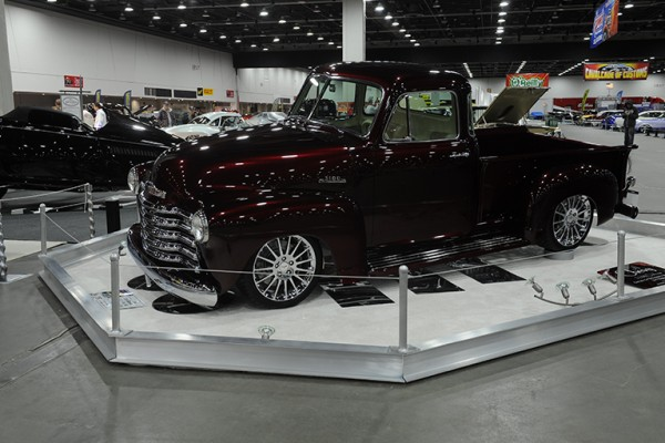 2016 Detroit Autorama Vehicles (495)