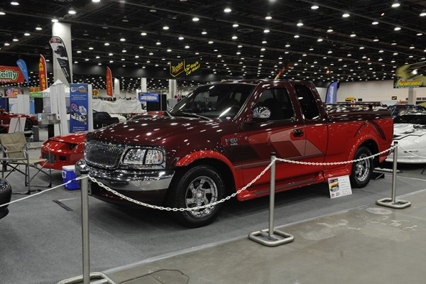 2016 Detroit Autorama Vehicles (513)