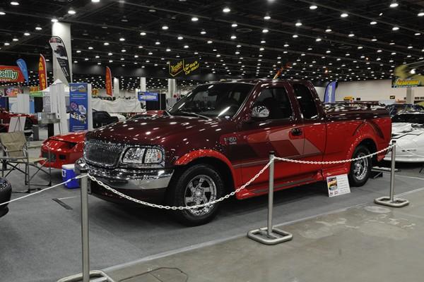 2016 Detroit Autorama Vehicles (513)