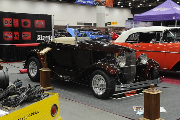 2016 Detroit Autorama Vehicles (519)