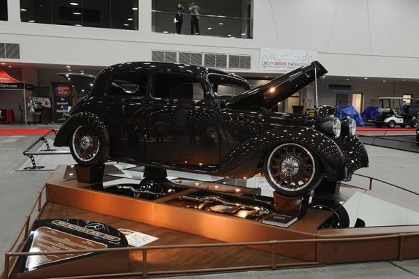 2016 Detroit Autorama Vehicles (528)