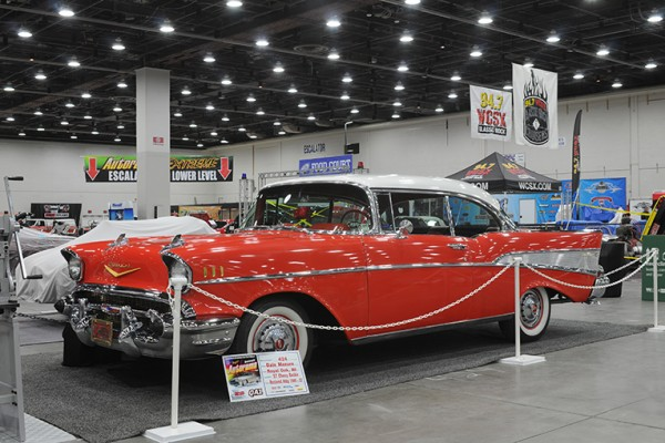 2016 Detroit Autorama Vehicles (550)