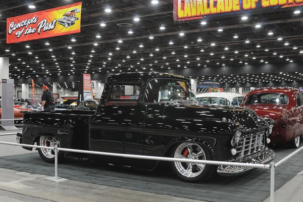 2016 Detroit Autorama Vehicles (566)
