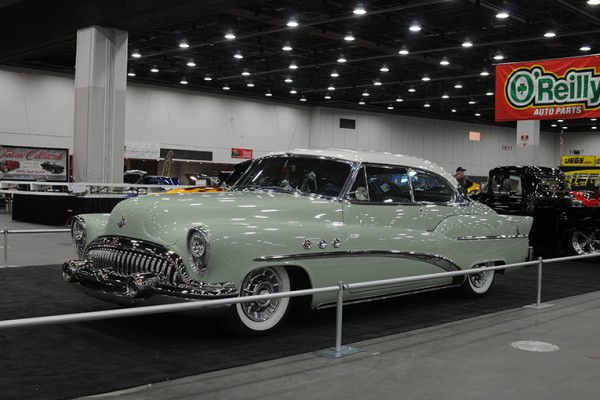 2016 Detroit Autorama Vehicles (567)
