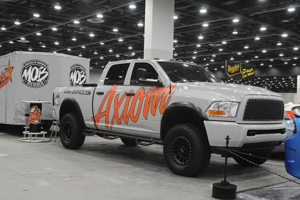 2016 Detroit Autorama Vehicles (584)