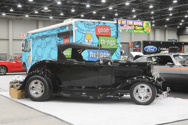 2016 Detroit Autorama Vehicles (587)