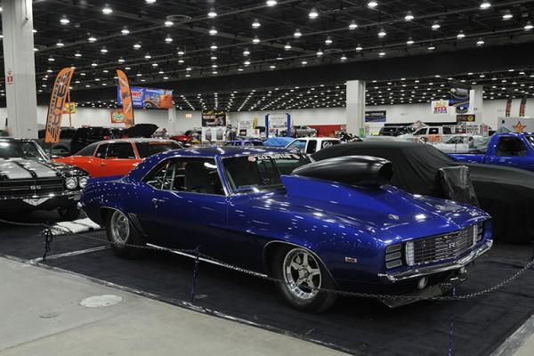 2016 Detroit Autorama Vehicles (598)