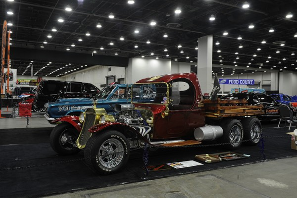 2016 Detroit Autorama Vehicles (605)