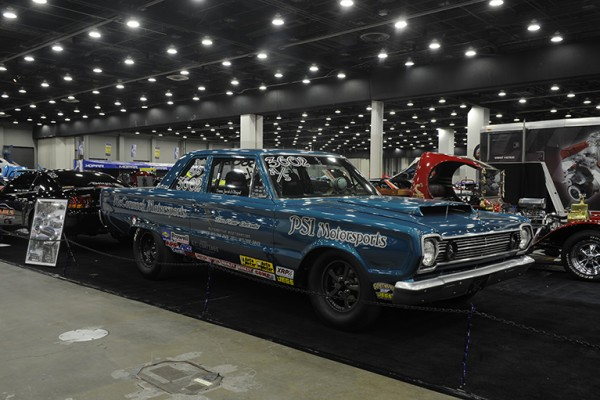 2016 Detroit Autorama Vehicles (631)