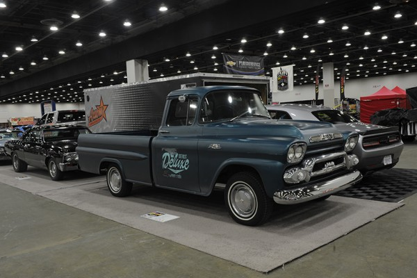 2016 Detroit Autorama Vehicles (639)