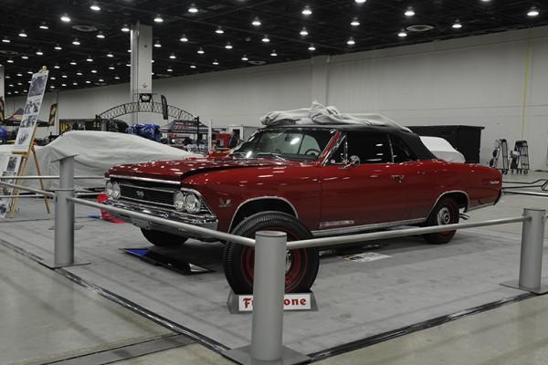 2016 Detroit Autorama Vehicles (69)