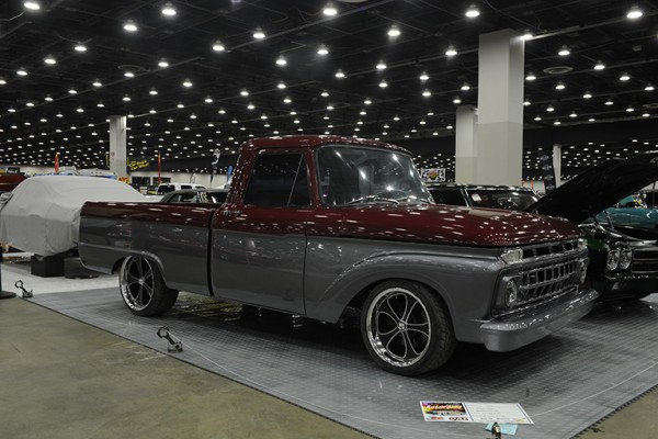 2016 Detroit Autorama Vehicles (693)