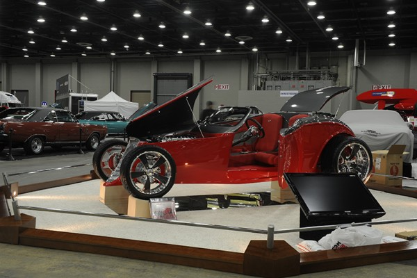 2016 Detroit Autorama Vehicles (696)