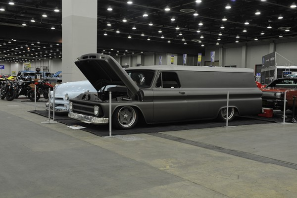 2016 Detroit Autorama Vehicles (697)