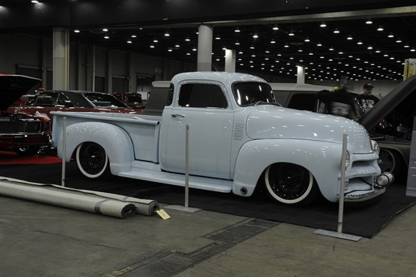 2016 Detroit Autorama Vehicles (705)