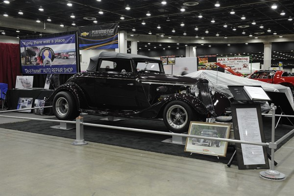 2016 Detroit Autorama Vehicles (72)