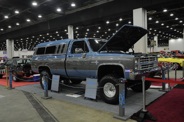 2016 Detroit Autorama Vehicles (724)