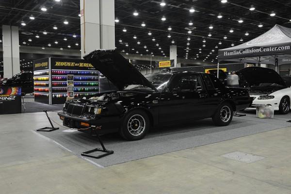 2016 Detroit Autorama Vehicles (75)
