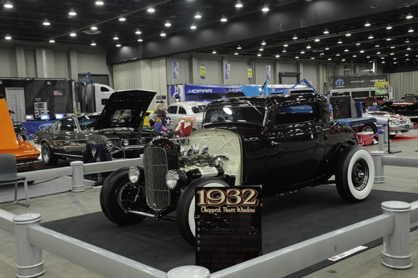 2016 Detroit Autorama Vehicles (754)