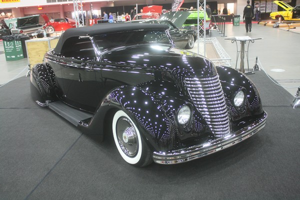 2016 Detroit Autorama Vehicles (764)