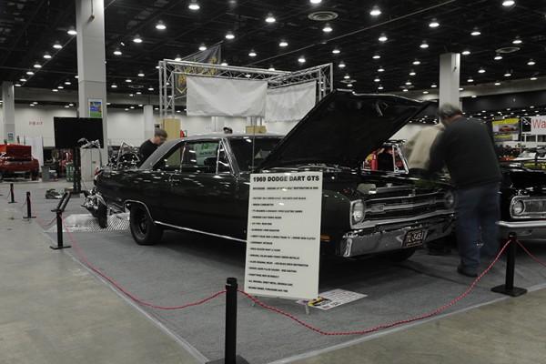 2016 Detroit Autorama Vehicles (87)