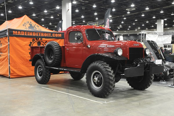 2016 Detroit Autorama Vehicles (88)