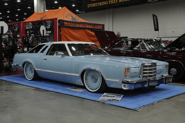 2016 Detroit Autorama Vehicles (91)