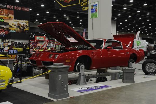 2016 Detroit Autorama Vehicles (94)