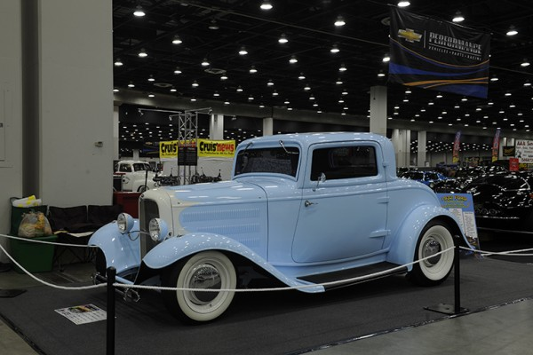 2016 Detroit Autorama Vehicles (98)