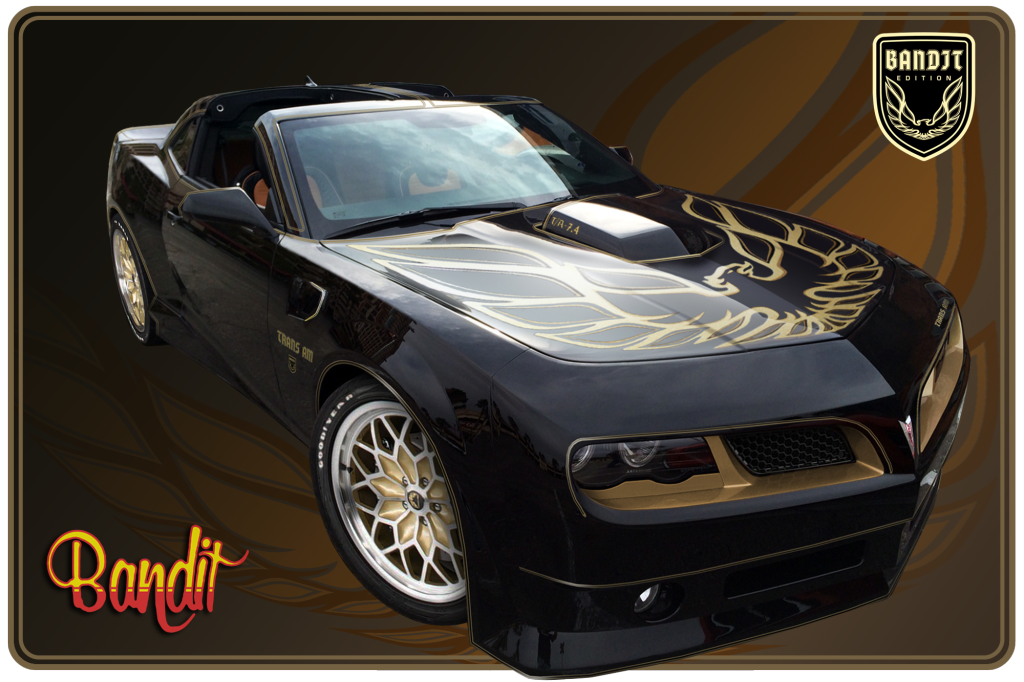 New Trans Am >> The Bandit Is Back Burt Reynolds Introduces The New Bandit Trans Am