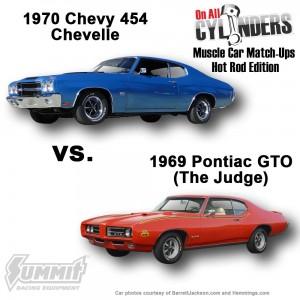 1970-Chevelle-vs-1969-GTO