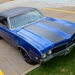 Lot Shots Find of the Week: 1969 Oldsmobile 4-4-2