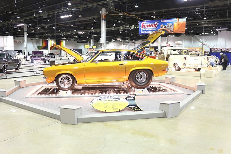 ISCA Show Car Series Top 20 Announced in Chicago ...