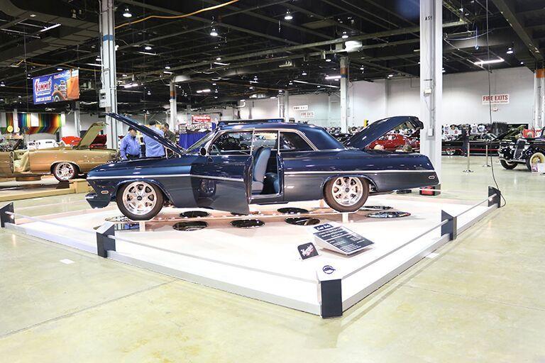 John & Mary Sue Bedenbender - 1962 Chevrolet Impala