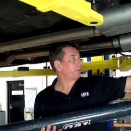 Video: How to Measure For and Install a New Driveshaft with QA1